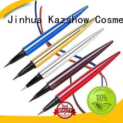 Kazshow best liquid eyeliner pen china factory for eyes makeup