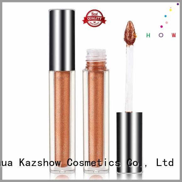 Kazshow best liquid eyeshadow personalized for eyes makeup