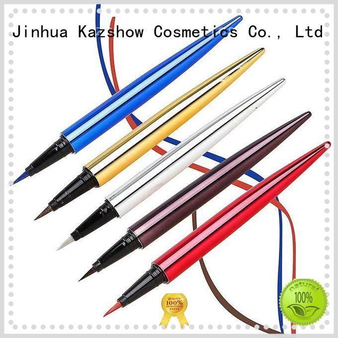 Kazshow glitter eyeliner pen on sale for makeup