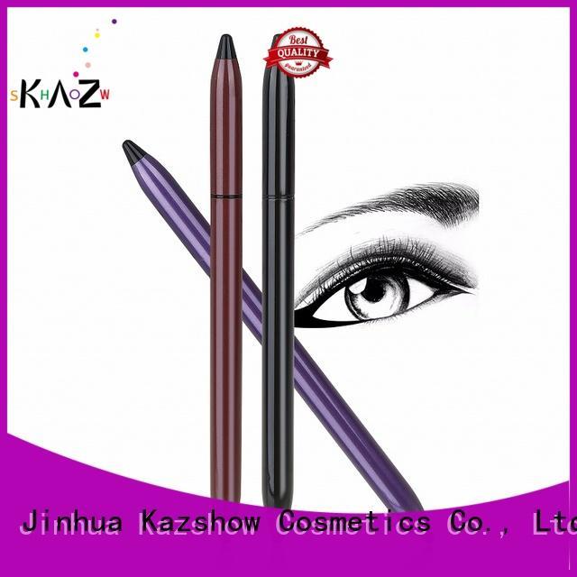 Kazshow liquid eyeliner pen promotion for eyes makeup