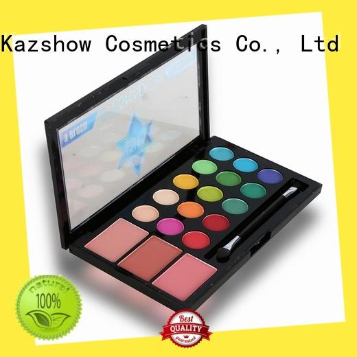 Kazshow Anti-smudge liquid eyeshadow manufacturer for beauty