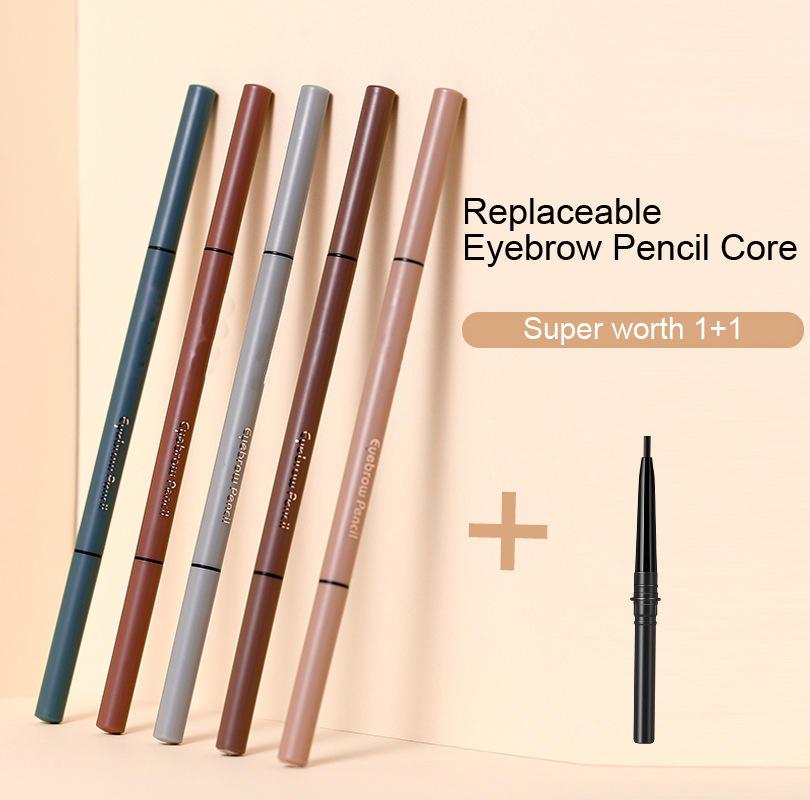 Natural fine eyebrow lasting eyebrow pencil