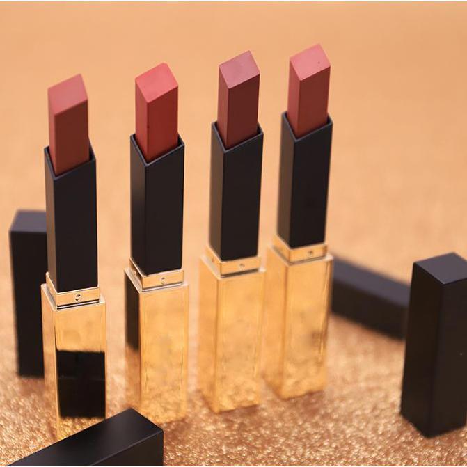 Matte thin tube matte lipstick