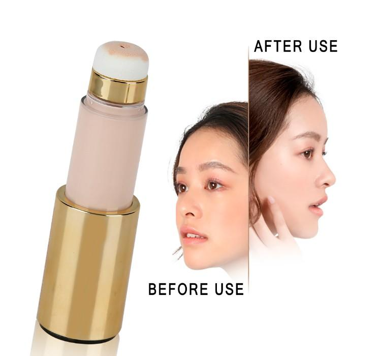 silky natural foundation promotion