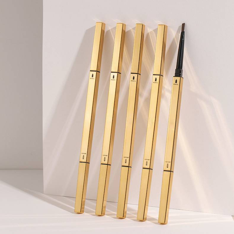 Light Luxury Gold Eyebrow Pen