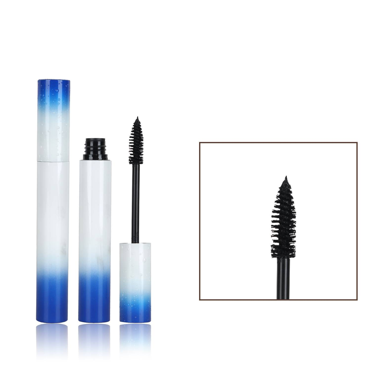 Eyelash Curly Mascara  Curling Mascara Waterproof