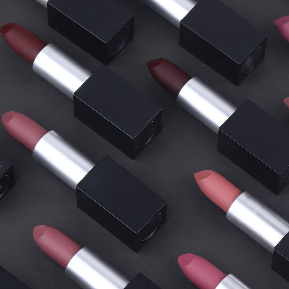 Matte Long-lasting Moisturizing Non-fading Lipstick