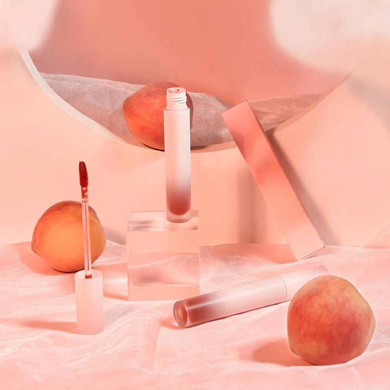 Peach Velvet Fog Lip Gloss