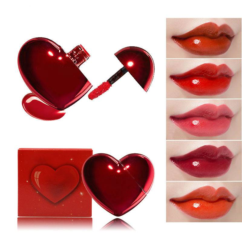 Heart Shape Lip Gloss