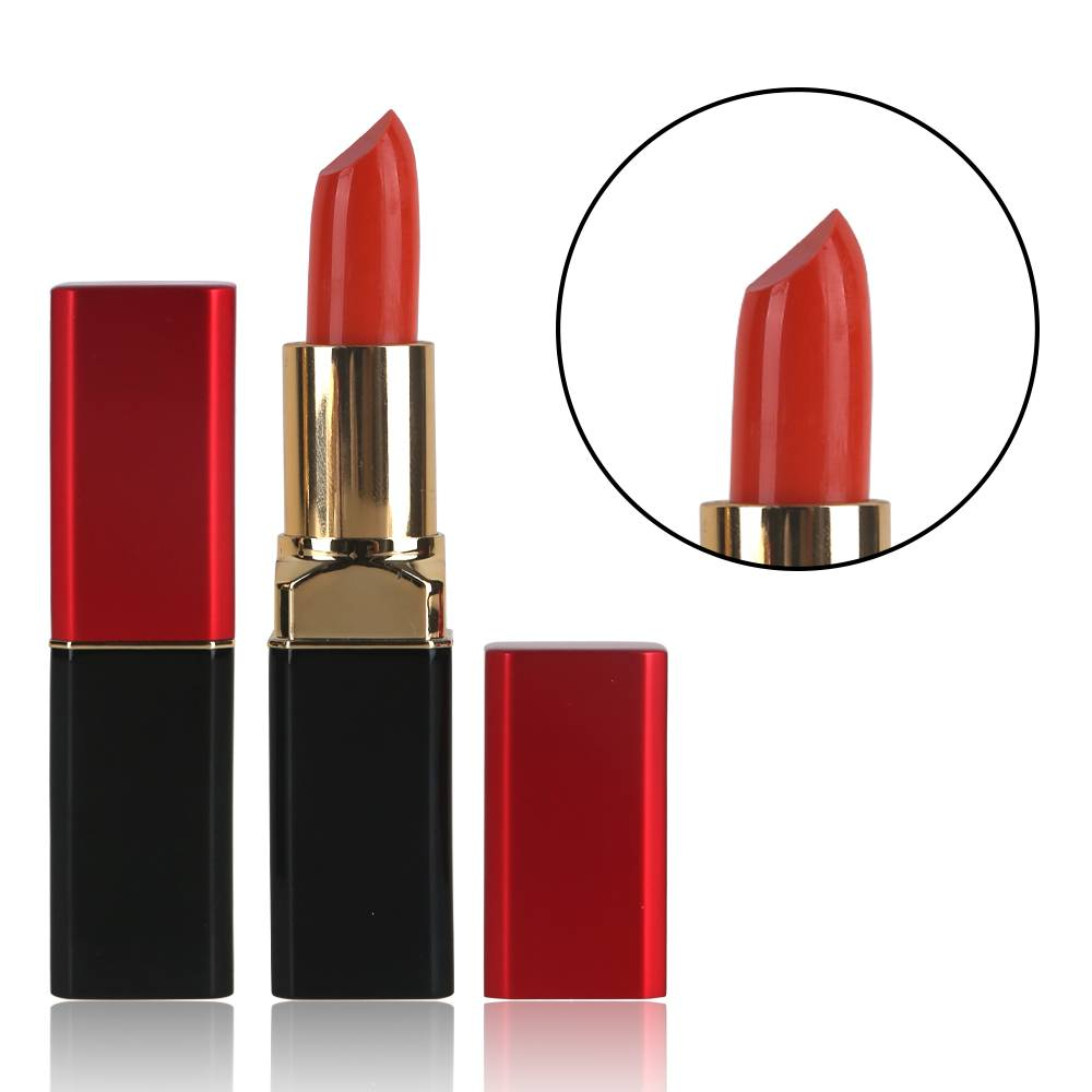Red Alu-tube Moisturizing lipstick