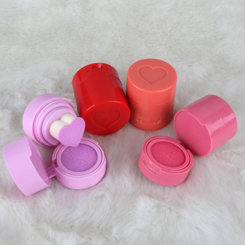 Heart Shape Air Cushion Blush