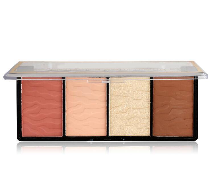 4in1 Fashion Makeup Palette