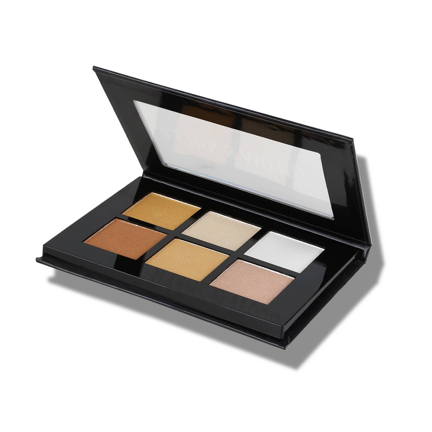 6in1 Fashion  Makeup Palette