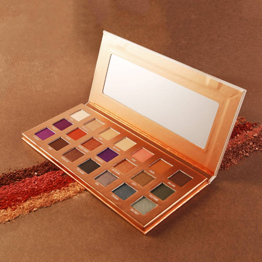 New 21 Colors Dream Eyeshadow Palette