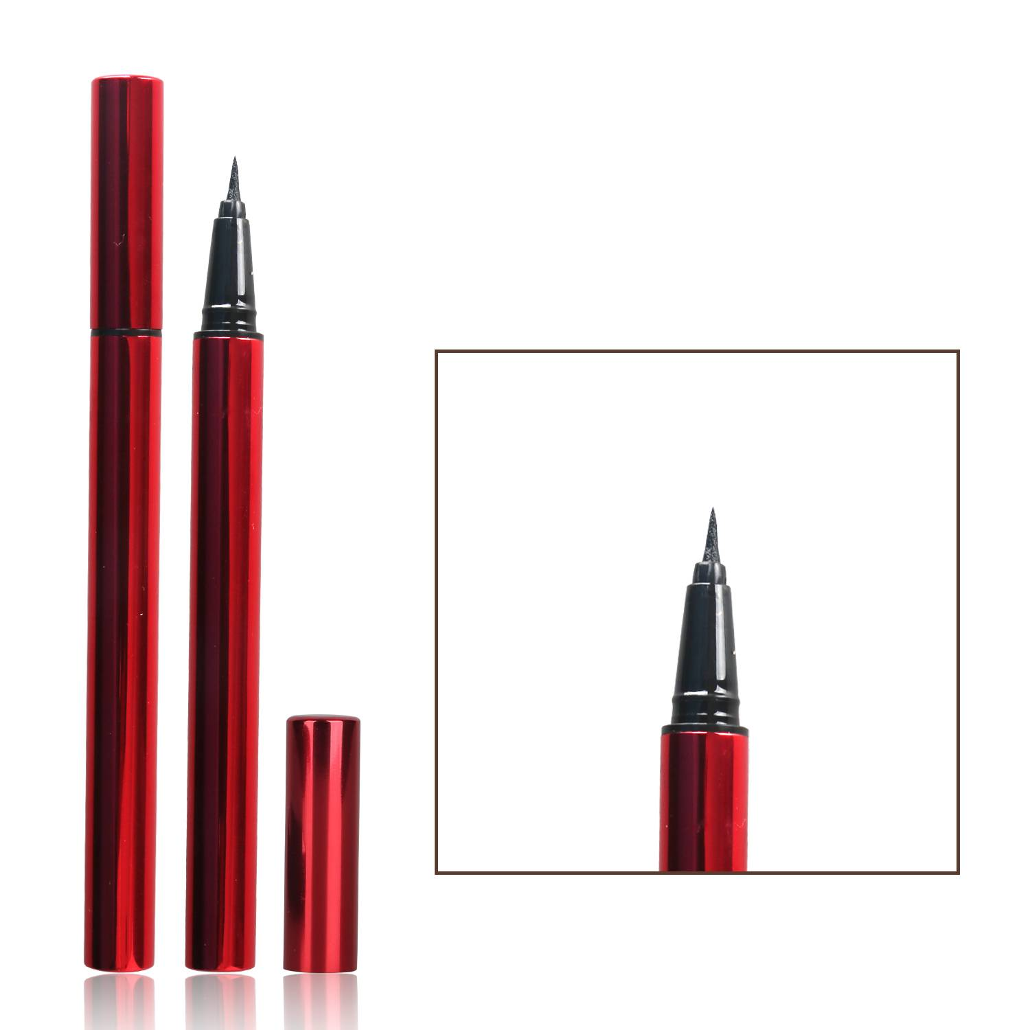 Red Tube Waterproof Eyeliner