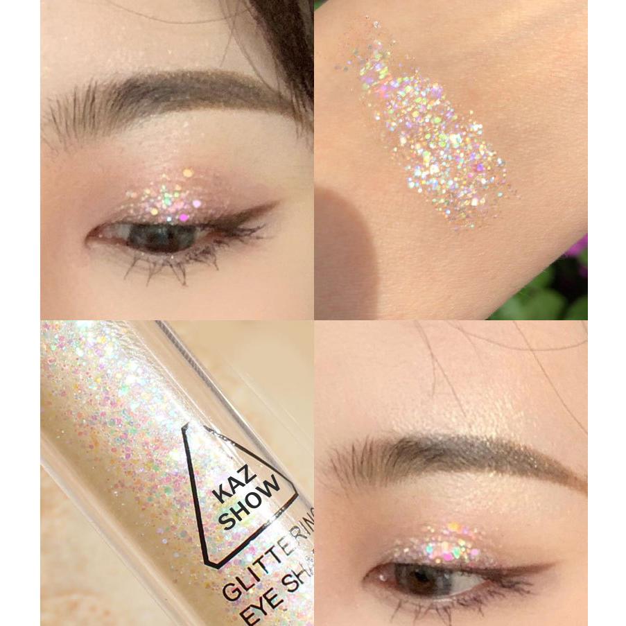 Glitter Eyeshadow In Tube