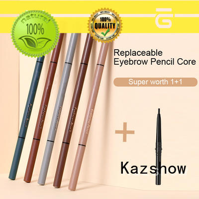 double-head liquid eyebrow pen design for eyebrow