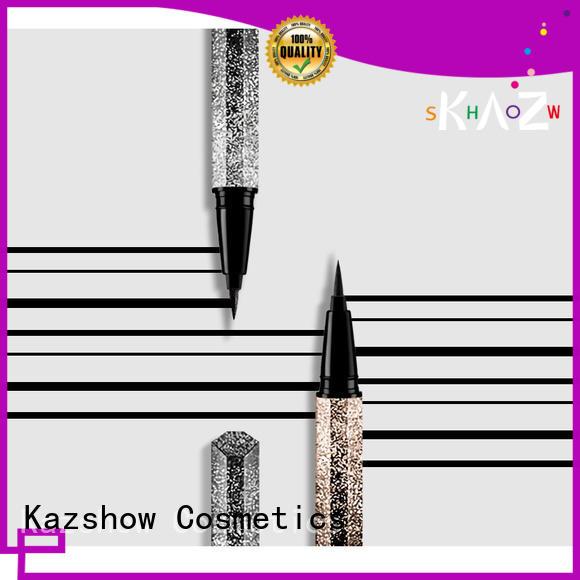 Kazshow black eyeliner pencil promotion for ladies