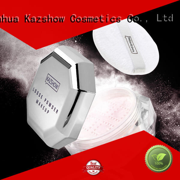 Kazshow loose powder buy products from china for face