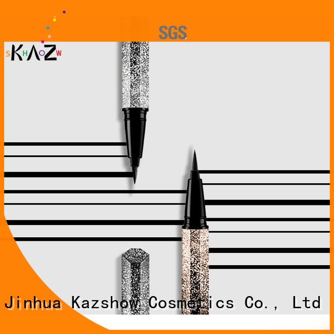 Kazshow waterproof waterproof eye pencil china factory for ladies