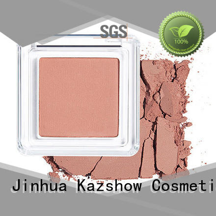 Kazshow popular shimmer blush wholesale for face makeup