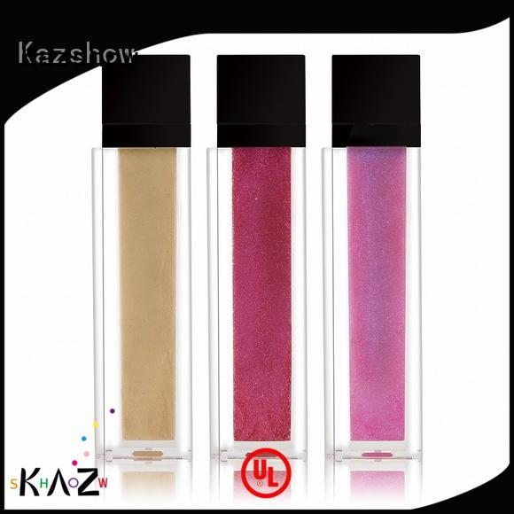 Kazshow moisturizing lip gloss for girls china online shopping sites for business