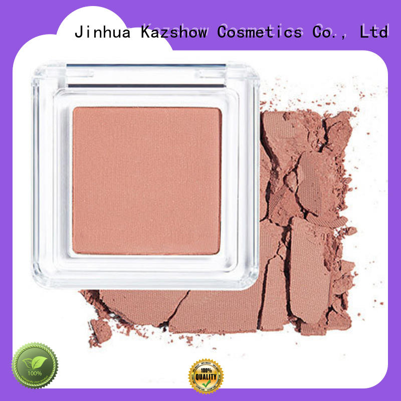 Kazshow popular blush makeup factory price for face makeup