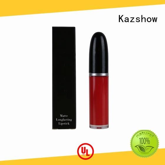 matte lip gloss environmental protection for lip Kazshow