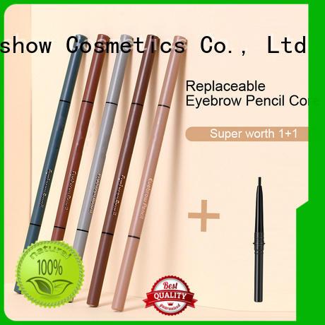 Kazshow felt eyebrow pen with good price for business