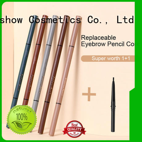 Kazshow felt eyebrow pen with good price for business