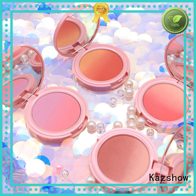 nice design shimmer blush personalized for highlight makeup