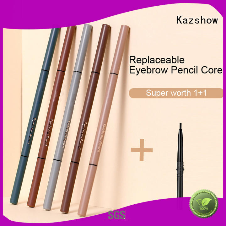Kazshow black eyebrow pencil design for business