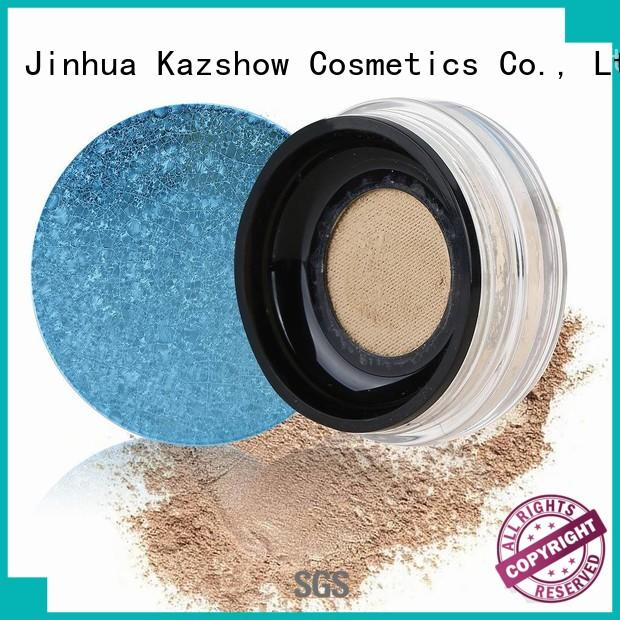 Kazshow mineral face loose powder buy products from china for face