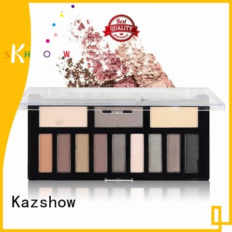 Anti-smudge pretty eyeshadow palettes manufacturer for eyes makeup