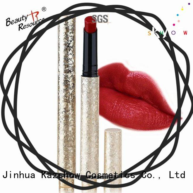 Kazshow fashion best long lasting lipstick wholesale products to sell for women