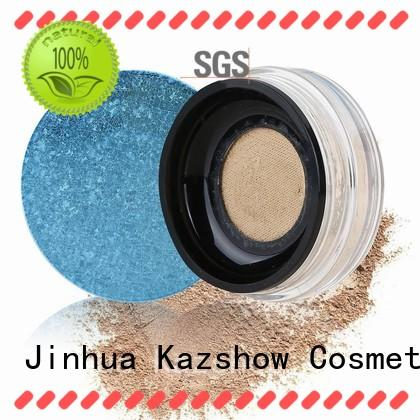Kazshow mineral mineral face powder buy products from china for young ladies