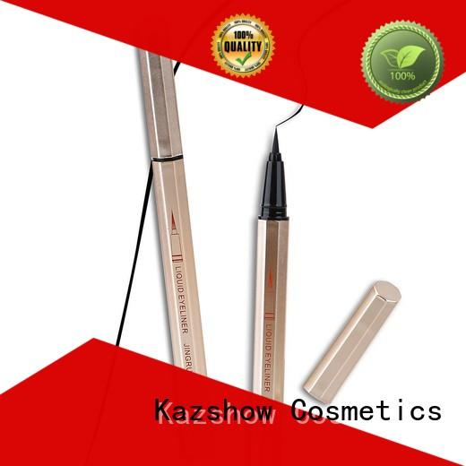 Kazshow black eyeliner pencil promotion for eyes makeup