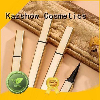 Kazshow waterproof gel eyeliner pencil promotion for ladies