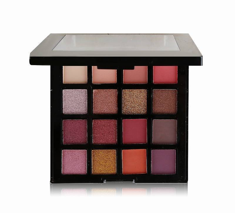16 Color Eyeshadow Palette Pigmented Eyeshadow Palette
