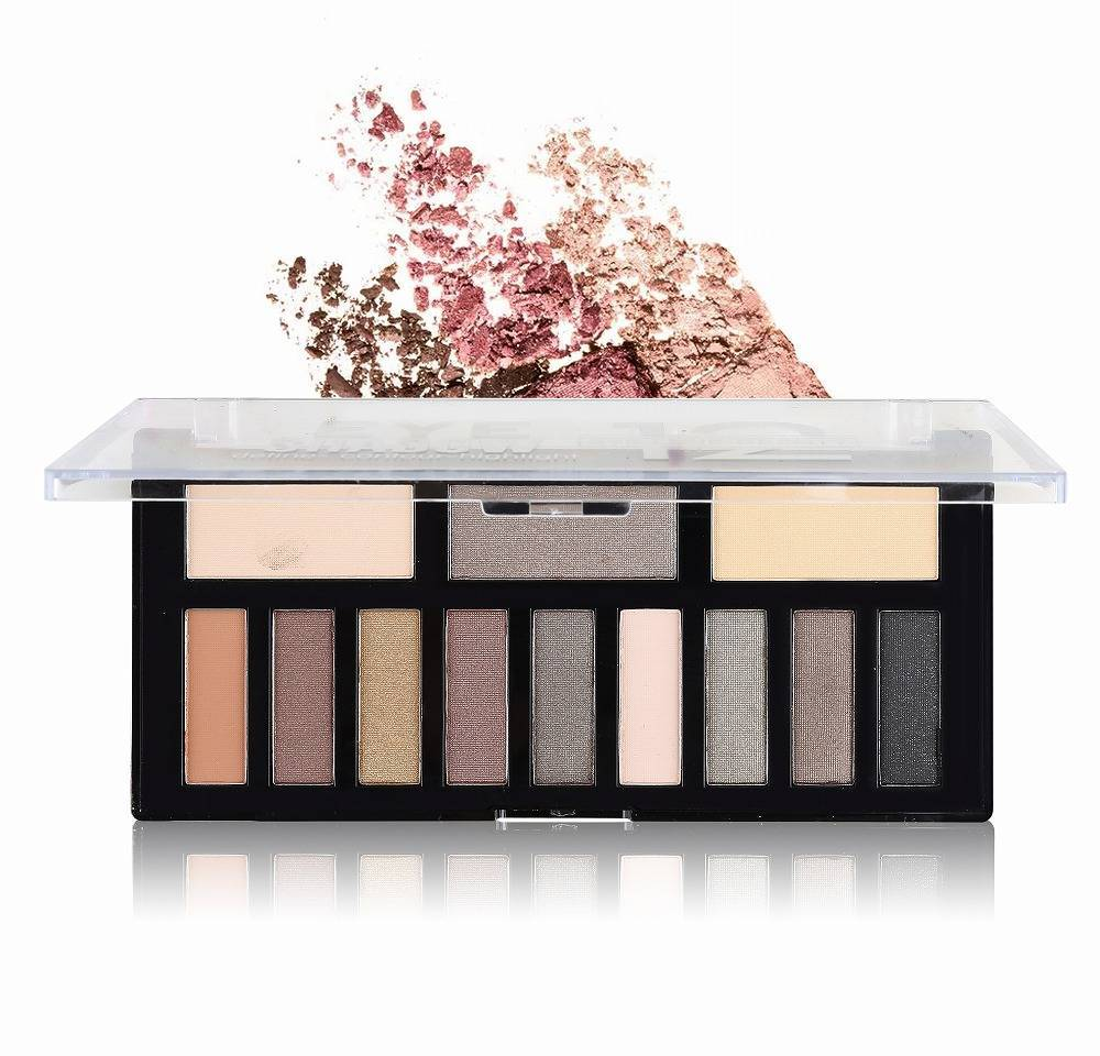 12 Color Eyeshadow Professional Makeup Palettes