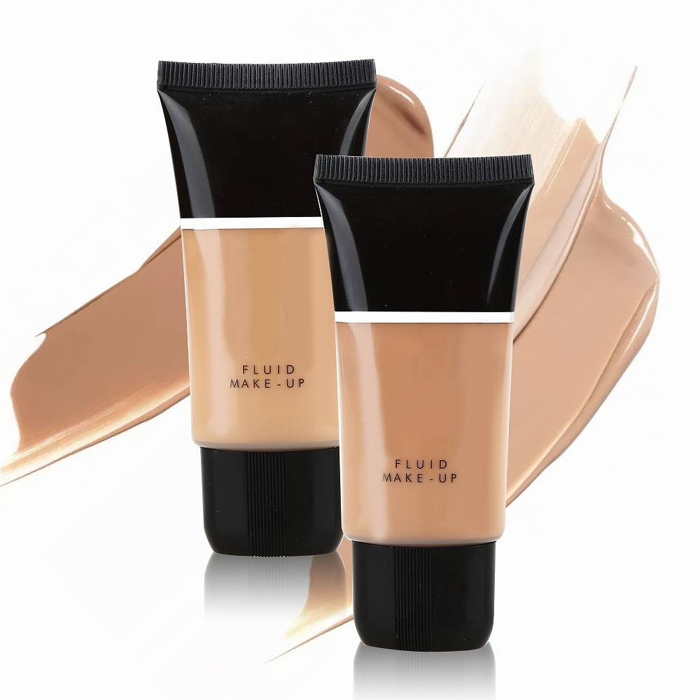 Waterproof High Pigment Full Cover Liquid Concealer Soft Tube Foundation