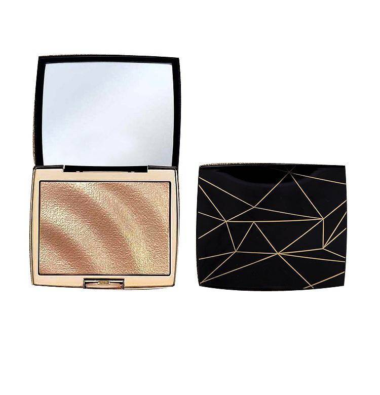Three dimensional Highlighter Palette face bronzer powder