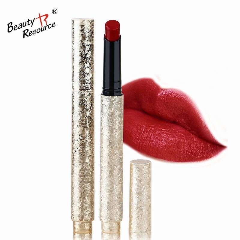 Press Type Tube Lipstick Pen Cosmetic Lipstick
