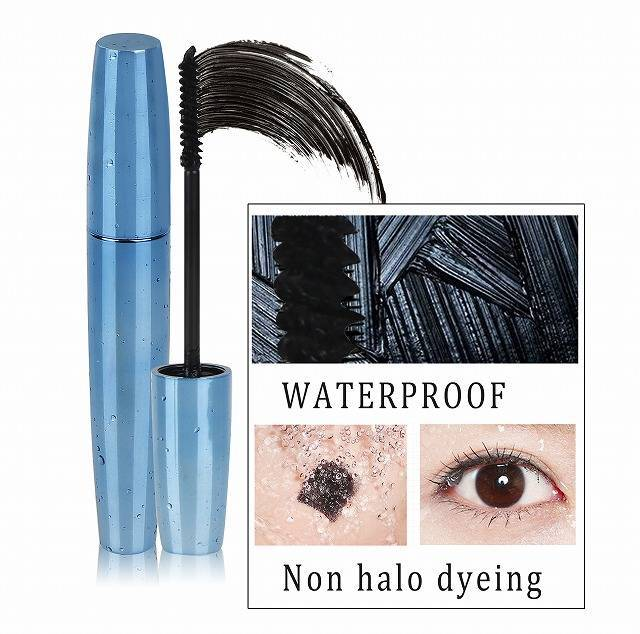 Waterproof Muscara Non halo dyeing