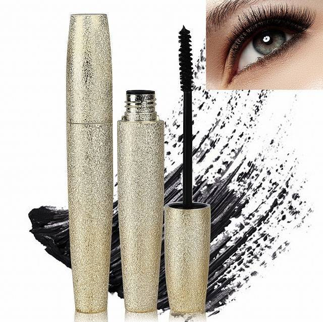 Long Thick Lasting Curly Warped 3D Mascara