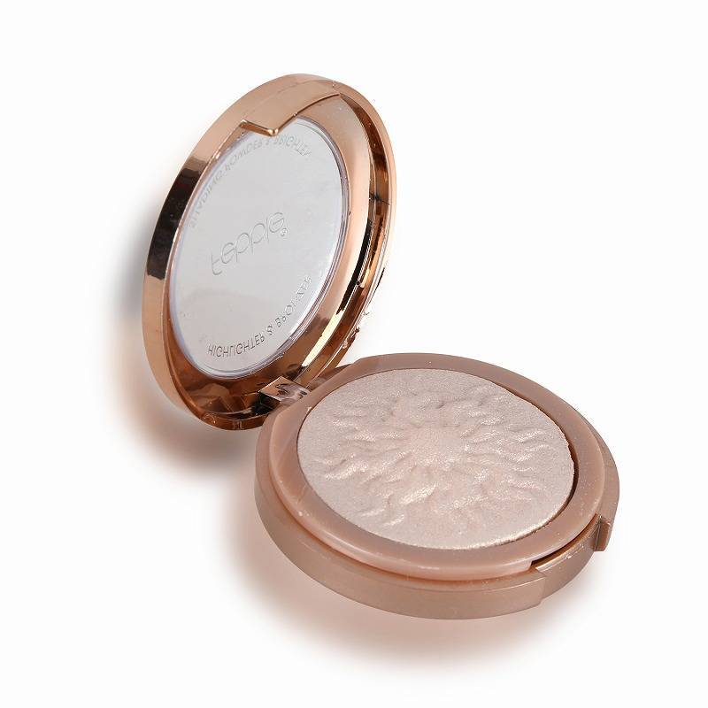 Single Color Shining Diamond Highlighter Powder