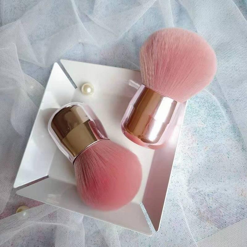 Nordic style mushroom head professional makeup brush sets