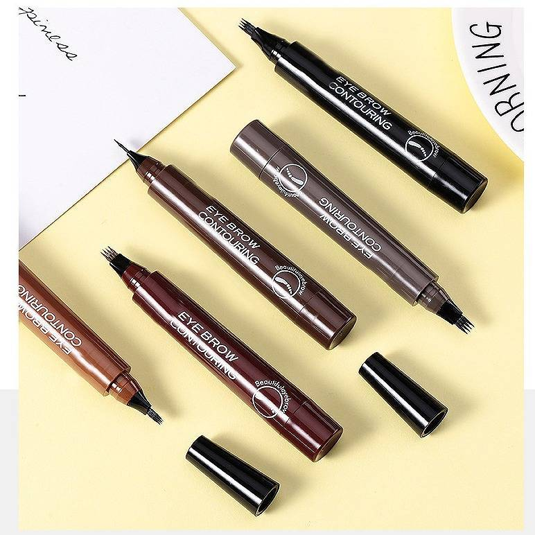 Long Lasting Eye Pencil Liquid Felt Tip Eyebrow Pen