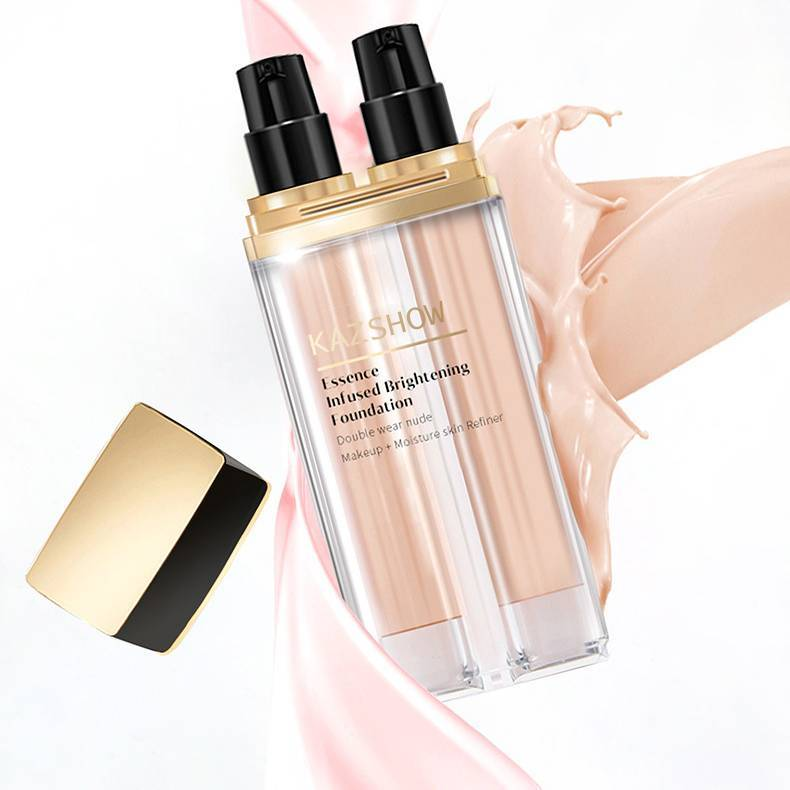 Moisturizing & Waterproof High Coverage Foundation