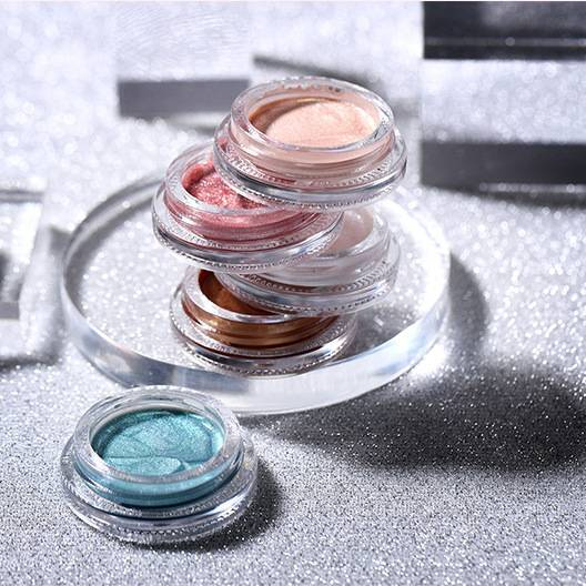 Dazzle Colorful Liquid Jelly Eyeshadow